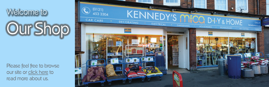 Kennedys Mica Hardware