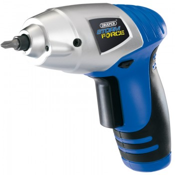 Storm Force® Cordless Li-ion Screwdriver Kit (3.6V)