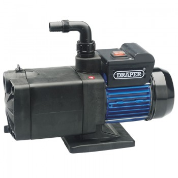 100L/Min Multistage Surface Mounted Water Pump (1000W)