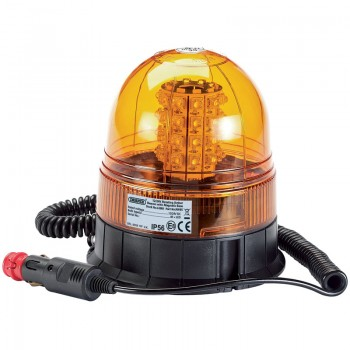12/24V Magnetic Base LED Beacon