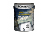 Self Cleaning Smooth Masonry Paint - 5L Pure Brilliant White