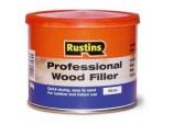 Professional Wood Filler 500g - White