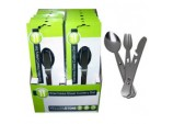 Stainless Steel Cutlery Set - 3 Piece