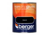 Non Drip Gloss 750ml - Navy Blue