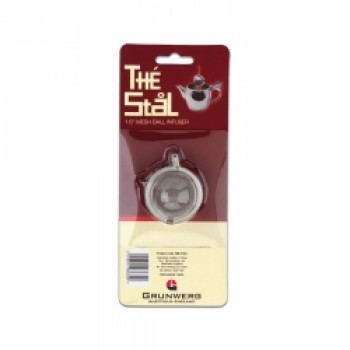 1.6 Mesh Ball Tea Infuser Carded