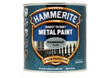 Metal Paint Hammered 2.5L - Silver