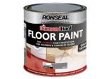 Diamond Hard Floor Paint 750ml - Slate