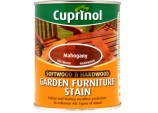 Garden Furniture Stain 750ml - Mahogany