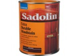 Extra Durable Woodstain - Ebony - 1L