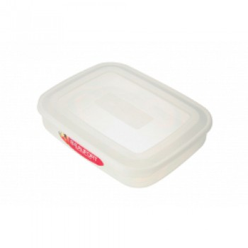 Food Container Rectangular Clear - 2.8L