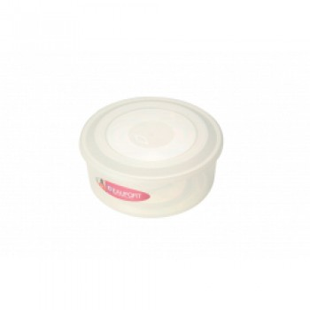 Food Container Round Clear - 1.7L