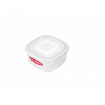 Food Container Square Clear - 1.5L