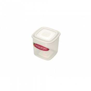 Food Container Flat Square - 2.5L