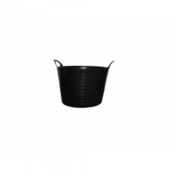 26L Flexi Tub - Black