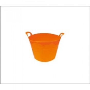 26L Flexi Tub - Orange