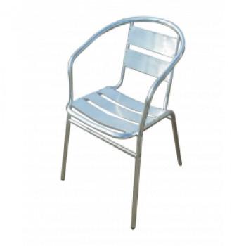 Alumimium 5 Slat Chair