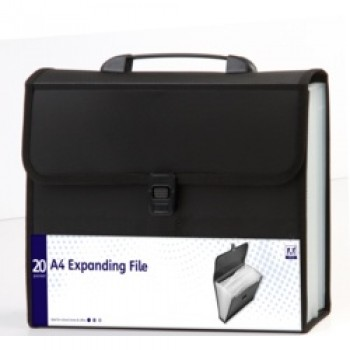 A4 Expanding File - 20 Pocket