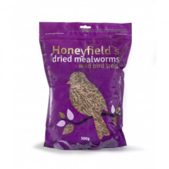 Mealworm Pouches - 500g