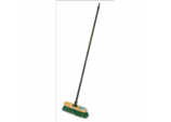2 in 1 Dual Purpose Broom With Metal Handle - 11