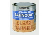 Ultra Tough Varnish Satin Coat - 250ml