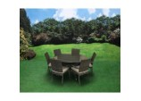 Toulouse Round Dining Set - 6 Seat