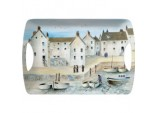 Large Tray With Handles - Cornish Harbour