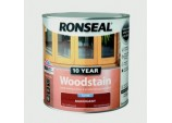 10 Year Woodstain Satin 250ml - Mahogany