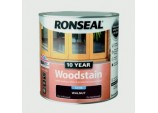 10 Year Woodstain Satin 750ml - Walnut