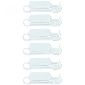 Bag Clippets (Set of 6)