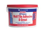 Fix 'n Grout All Purpose Wall Tile Adhesive & Grout - White - Handy