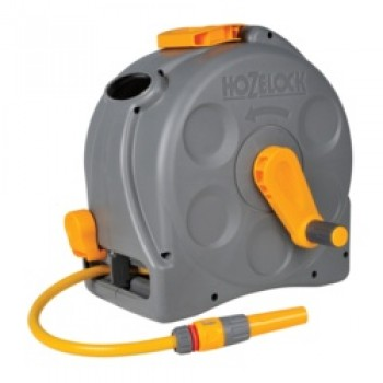 2 in 1 Compact Reel - With 25m Hose