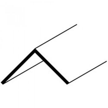 25mm Angle - 12 x 2.44m - White