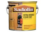 Extra Durable Clear Coat - Clear Satin - 1L