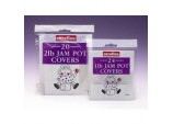 Jam Pot Covers (24) - 1lb