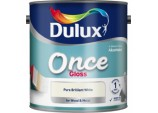 Once Gloss 2.5L - Pure Brilliant White