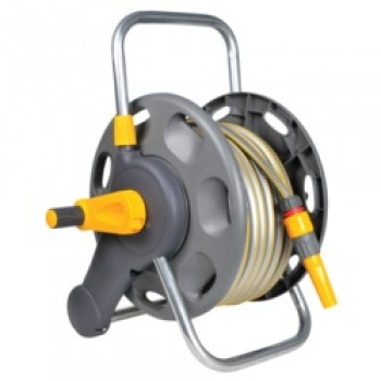 2 in 1 Assembled Reel - With 25m Hose