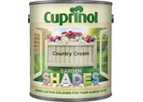 Garden Shades 1L - Country Cream