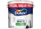 6 Litre Silk Emulsion - Pure Brilliant White