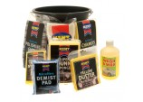 Car Wash Kit With Bucket - 8 Piece Set