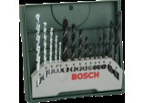 15 Piece Mini X-line drill set