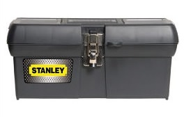 "Metal Latch Tool Box - 16"" 40 x 20.9 x 18.3cm – Now Only £10.00"