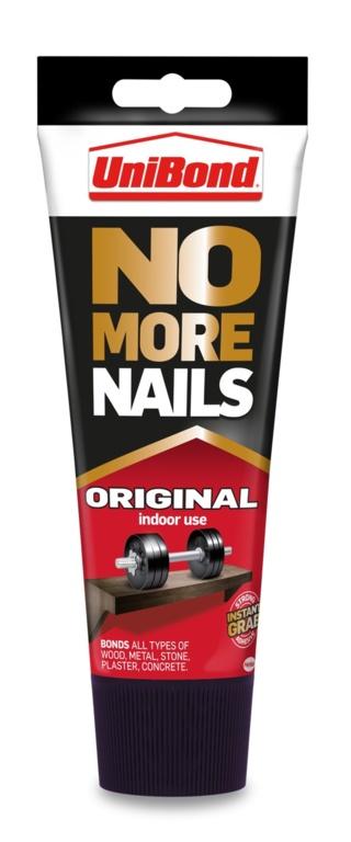 UniBond No More Nails Original Tube – Now Only £3.00