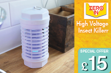 High Voltage Insect Killer – Now Only £15.00