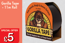 Tape 11m Roll – Now Only £5.00