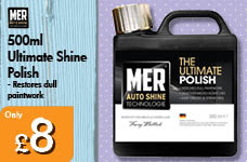 500ml Ultimate Shine Polish – Now Only £8.00