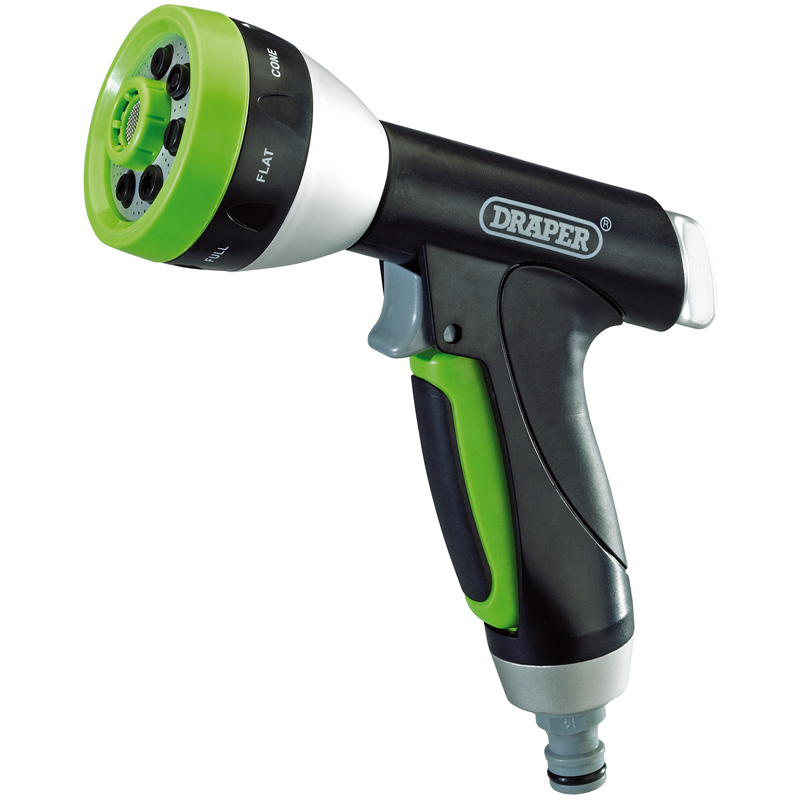 7 Pattern Spray Gun – Now Only £10.43