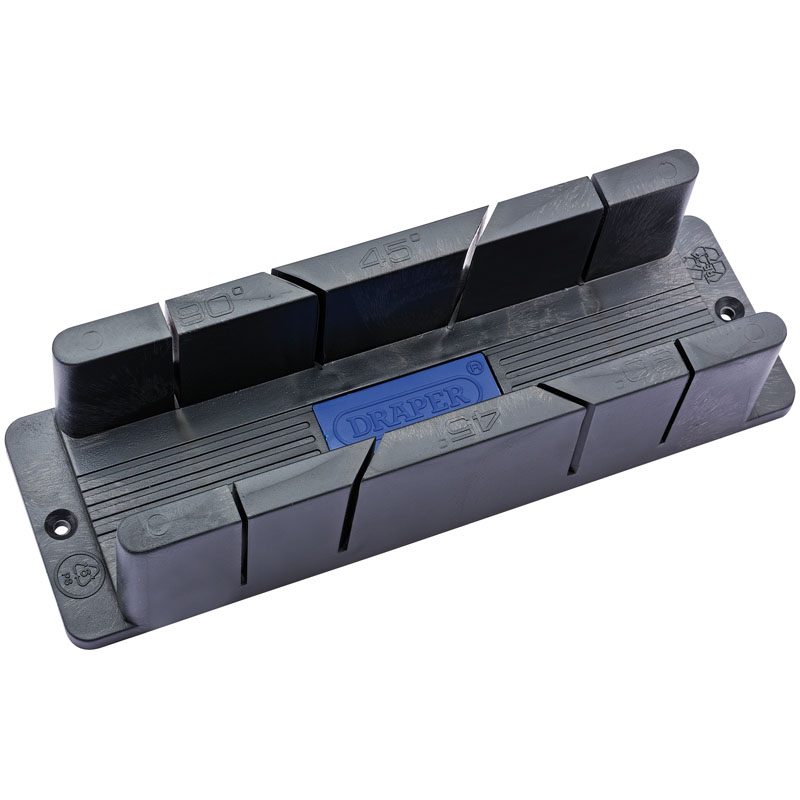 290mm x 58mm x 56mm Midi Mitre Box – Now Only £2.53