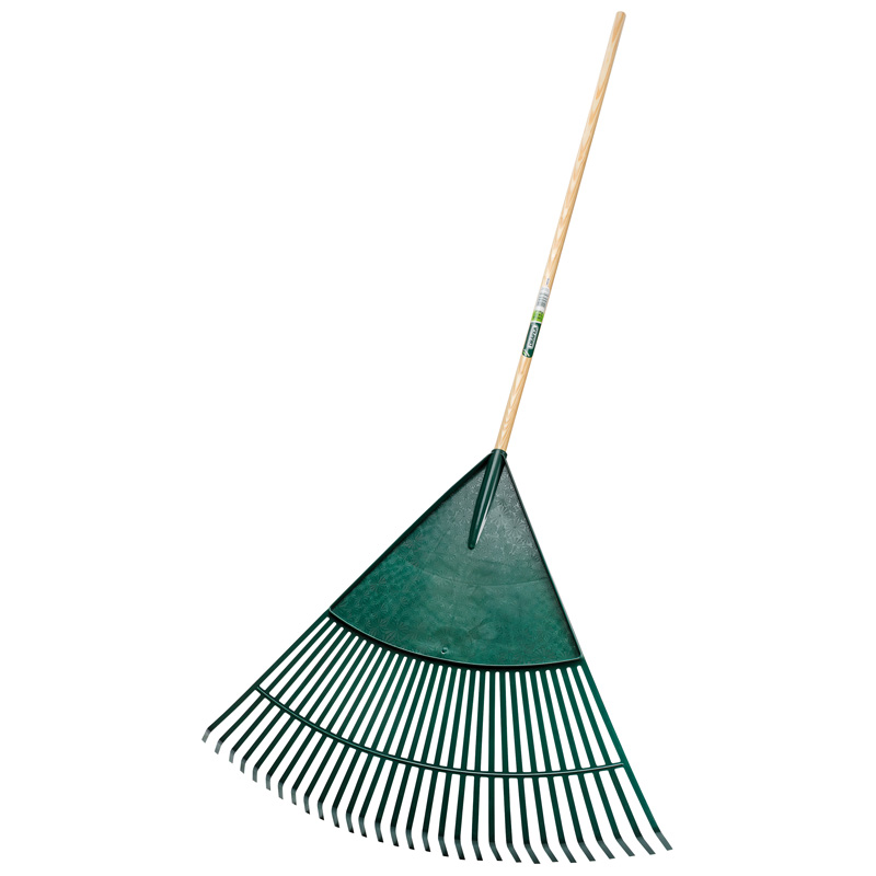 Head Extra Wide Plastic Leaf Rake (800mm) – Now Only £9.52