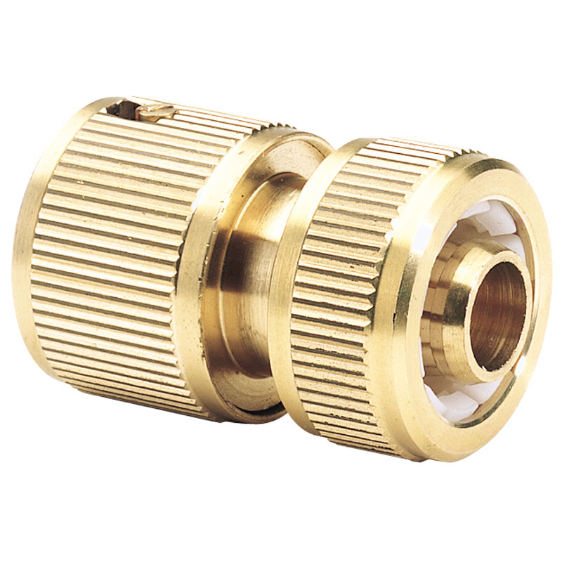 "Brass Garden Hose Connector (1/2"") – Now Only £3.45"