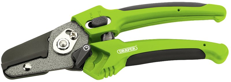 Soft Grip Anvil Pattern Secateurs (200mm) – Now Only £7.26